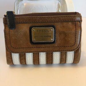 Fossil Long Live Vintage 1954 Wallet